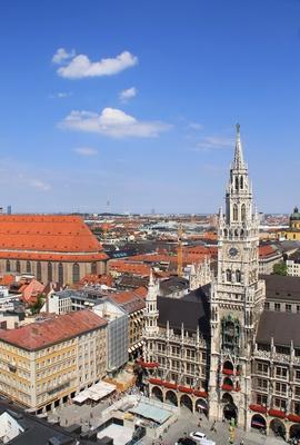 Neues Rathaus München 02