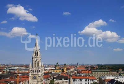 Neues Rathaus München 03