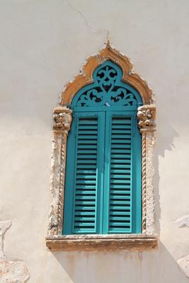 Fenster in Verona