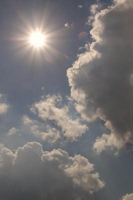 Wolken über der Stadt...03