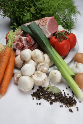 Verschiedene Sorten Gemüse