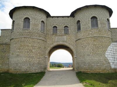 Römisches Kastell Biriciana