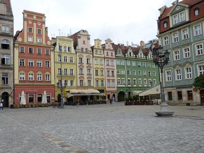 Breslau: am Markt
