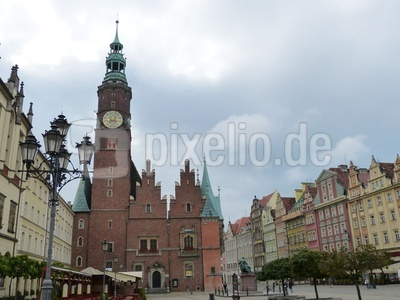 Breslau: Rathaus 1
