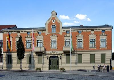 Werneuchen, Rathaus