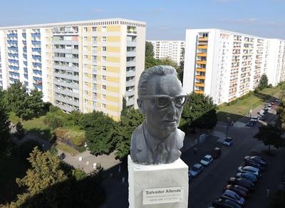 Berlin, Allende-Viertel (Collage)