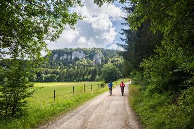 Donauradweg zwischen Tuttlingen und Sigmaringen 2
