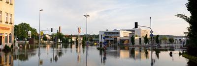 Hochwasser Pirna Dresden 2013