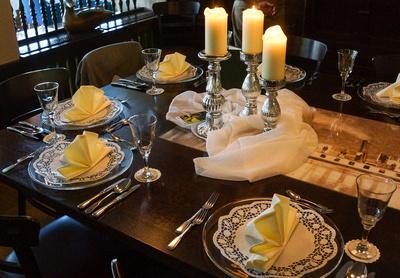 Bitte zu Tisch 3