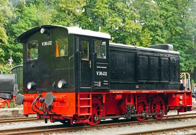 Reichsbahn-Kleinlok