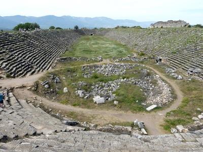 Stadion von Aphrodisias TR