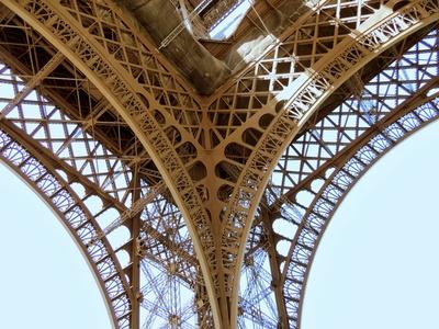 Pylon des Eiffelturmes