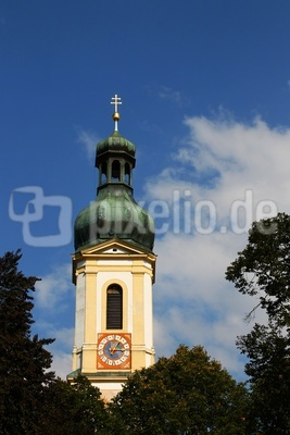 Lenggries - Pfarrkirche St. Jakob 01