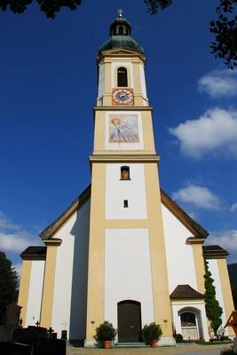 Lenggries - Pfarrkirche St. Jakob 02