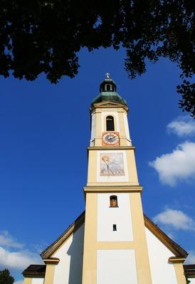 Lenggries - Pfarrkirche St. Jakob 03