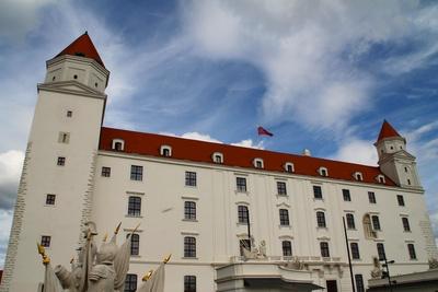 Bratislava - Die Burg 02