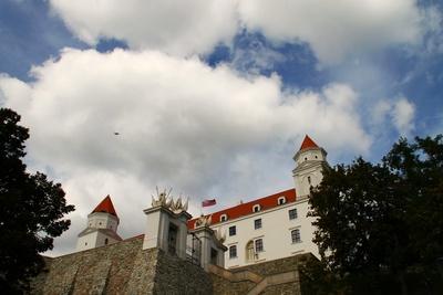 Bratislava - Die Burg 04