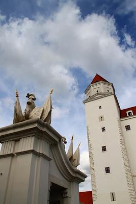 Bratislava - Die Burg 09