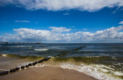 Ostsee-Sommer bei Ahlbeck 04