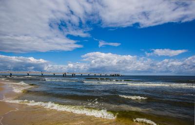 Ostsee-Sommer bei Ahlbeck 06