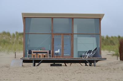 Strandhaus in Nieuwvliet