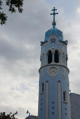 Bratislava - Blaue Kirche 03