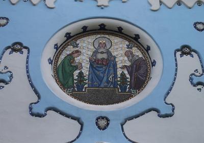 Bratislava - Blaue Kirche 07