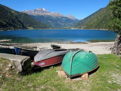 Am Lago di Poschiavo