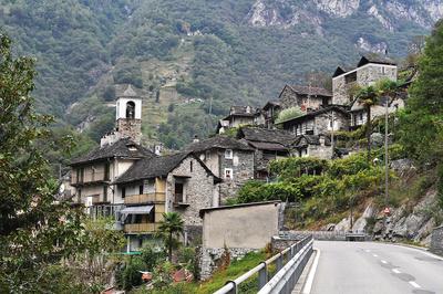 San Bartolo im Verzascatal (Tessin)
