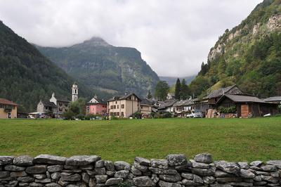 Sonogno: Letztes Dorf im Tal