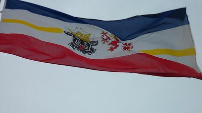 Fahne  Mecklenburg-Vorpommern