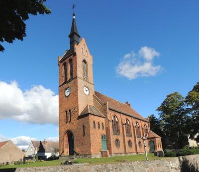 Dorfkirche Freudenberg (1893)