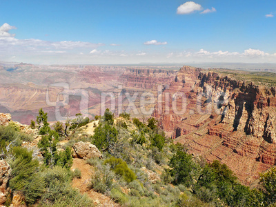 Grand Canyon - Blick vom Desert View Point