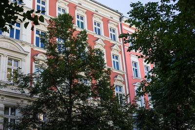 Altstadt-Wohnen mit Grün