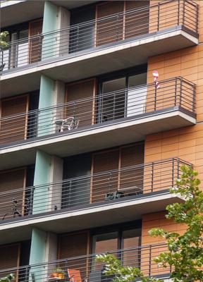 Berlin-City (Wohnen mit Balkon)