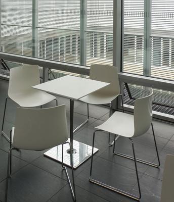 Kleiner Besprechungsplatz