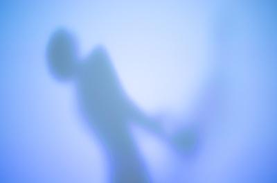 Weiche Silhouetten (blaue Serie) 02