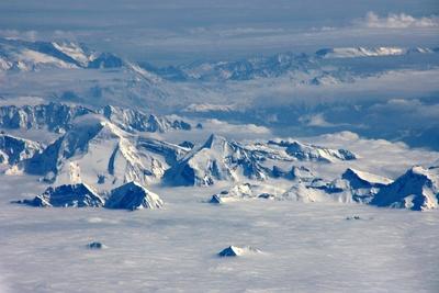 Berge von oben 1