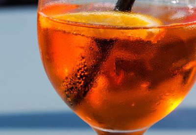 erfrischend - Aperol Spritz
