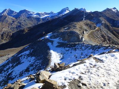 Imposante Berglandschaft