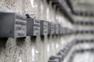 Gedenkstätte für deportierte und ermordete Juden