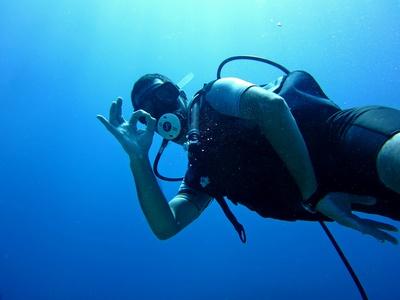 unterwasser-aufnahme  Karibik...guadeloupe
