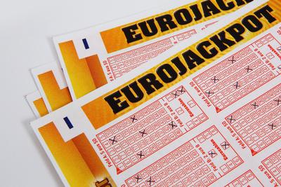 Tippschein Eurojackpot