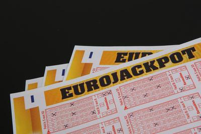 Tippschein Eurojackpot 2