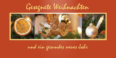 Weihnachtskarte 3