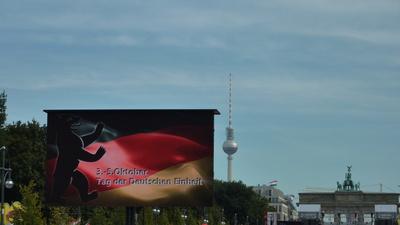 Tag der deutschen Einheit 2013