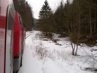 Winter-Märchen-Express