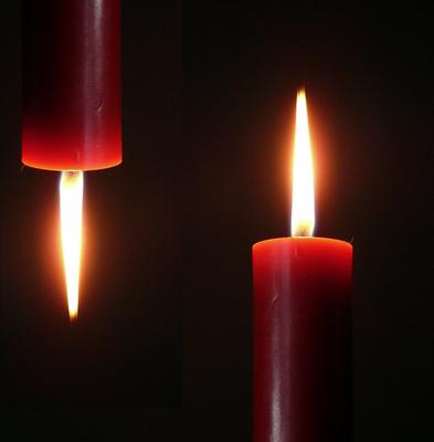 Winterzeit = Kerzenzeit ..