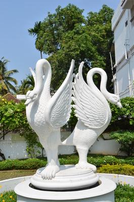 kunst in cochin ,indien