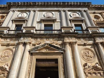 Palast Karls V. (Palacio de Carlos V)